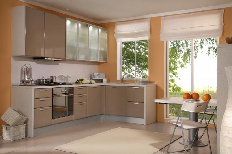 Какого цвета выбрать кухню фото